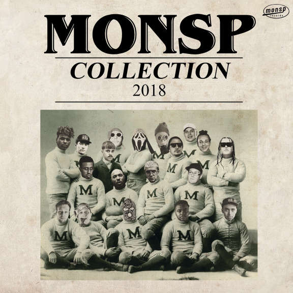 Various Monsp Collection 2018 LP 2019