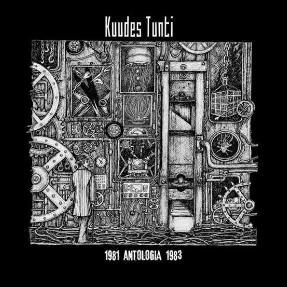 Kuudes tunti Antologia 1981 - 1983 LP 2019
