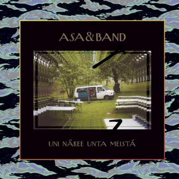 Asa & Band Uni näkee unta meistä (c-kasetti) LP 2019