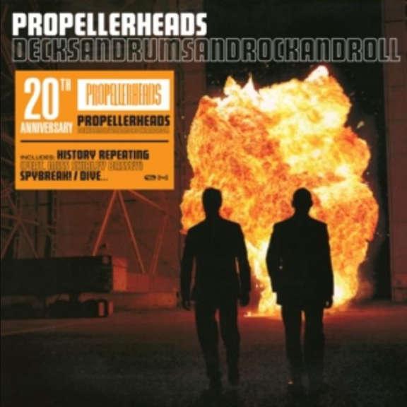 Propellerheads Decksandrumsandrockandroll LP 2018