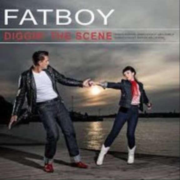 Fatboy Diggin' the Scene LP 2019