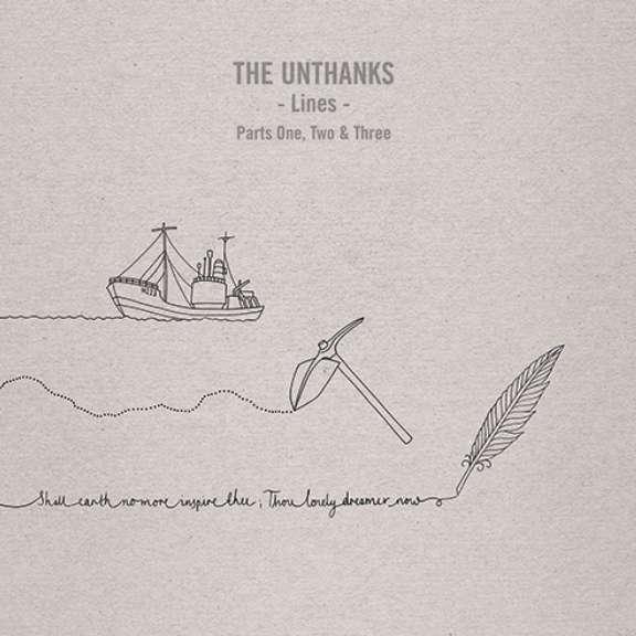 Unthanks Lines: The Complete Trilogy LP 2019