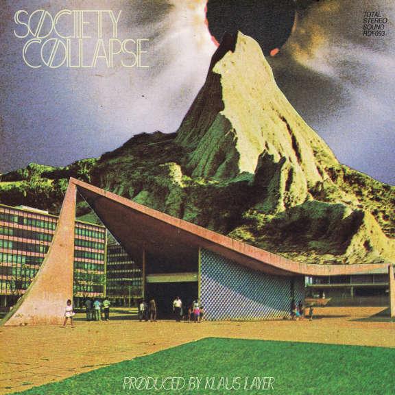 Klaus Layer Society Collapse LP 2016