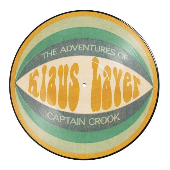 Klaus Layer The Adventures of Captain Crook LP 2016