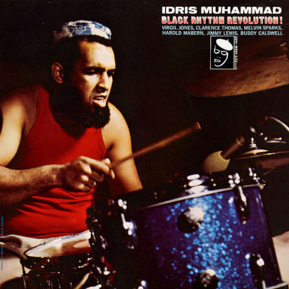 Idris Muhammad Black Rhythm Revolution LP 0