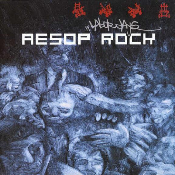 Aesop rock Labor Days LP 0