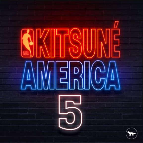 Various Kitsuné America 5 LP 2019