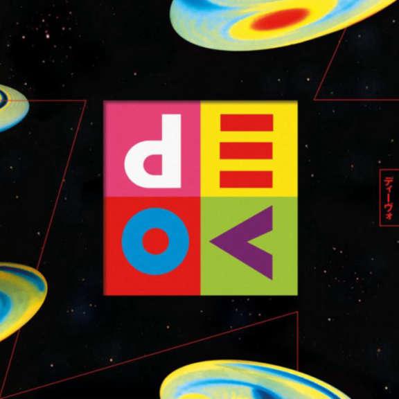 Devo Smooth Noodle Maps (Donut Glaze / Clear Marble) LP 2019