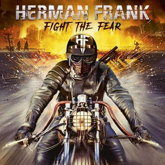 Herman Frank Fight the Fear LP 2019