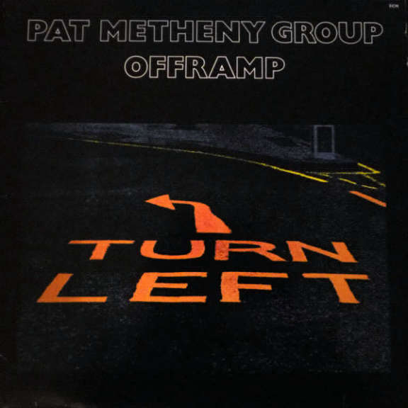 Pat Metheny Group Offramp LP 2015