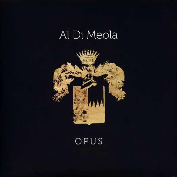 Al Di Meola Opus LP 2018