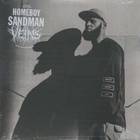 Homeboy Sandman Veins LP 2017