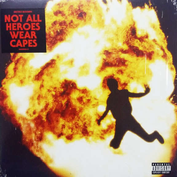 Metro Boomin Not All Heroes Wear Capes LP 2018