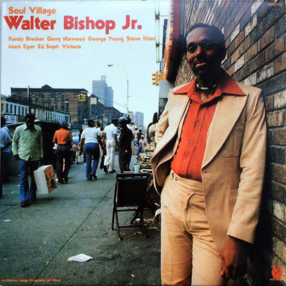Walter Bishop Jr Soul Village LP 2019