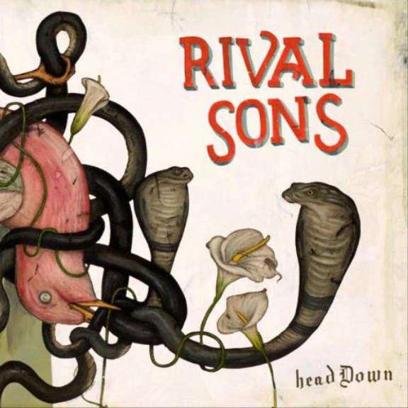 Rival Sons Head Down LP 2019