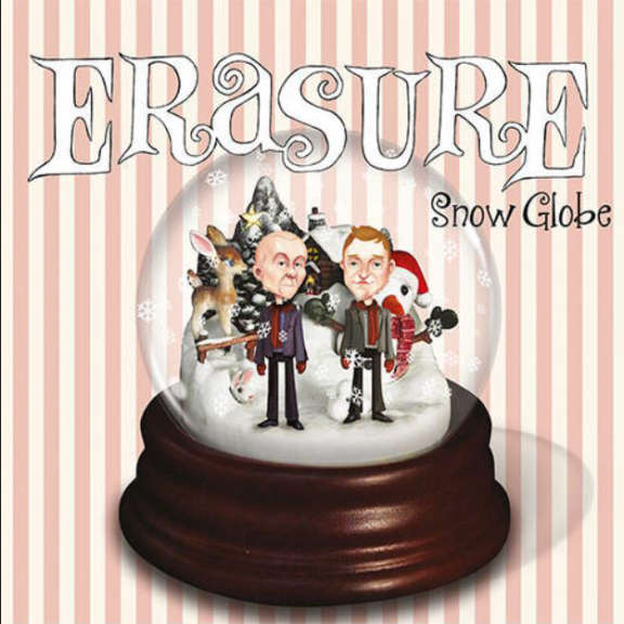 Erasure Snow Globe LP 2017