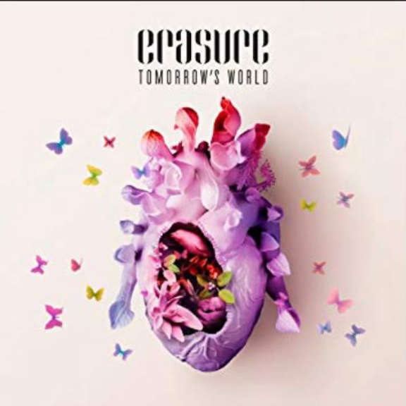 Erasure Tomorrow's World LP 2017