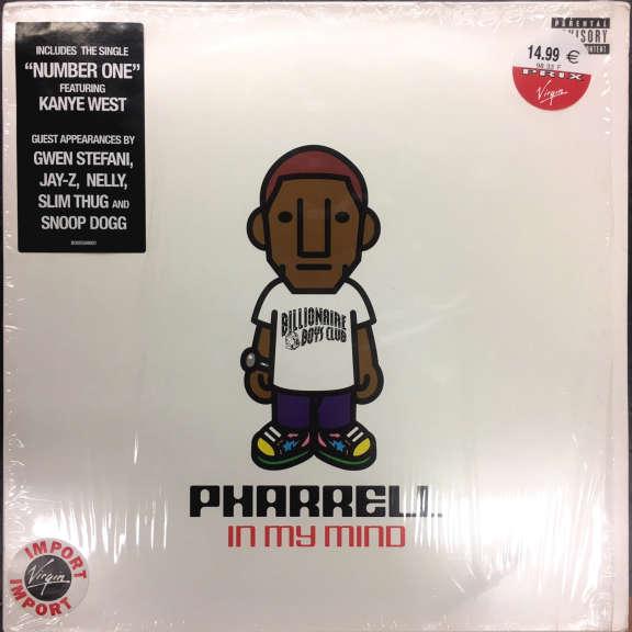 Pharrell In My Mind    LP 2006