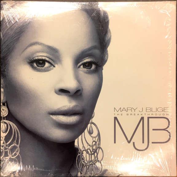 Mary J. Blige The Breakthrough LP 2005