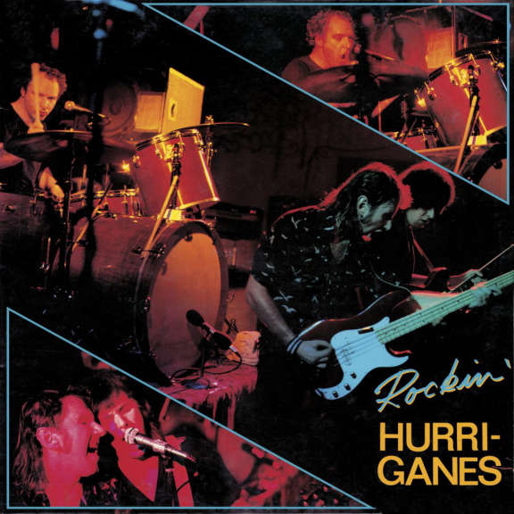 Hurriganes Rockin' (red) LP 0