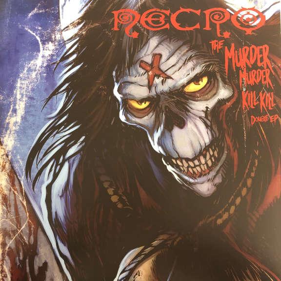 Necro The Murder Murder Kill Kill Double Ep LP 2012