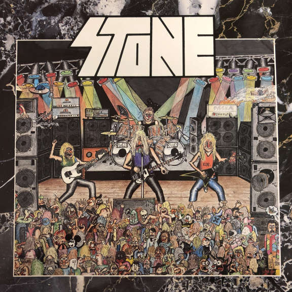 Stone Stone LP 1988