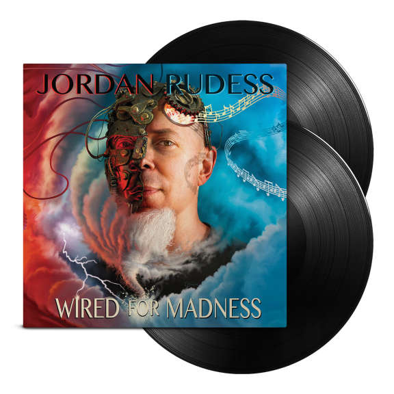 Jordan Rudess Wired for Madness LP 2019