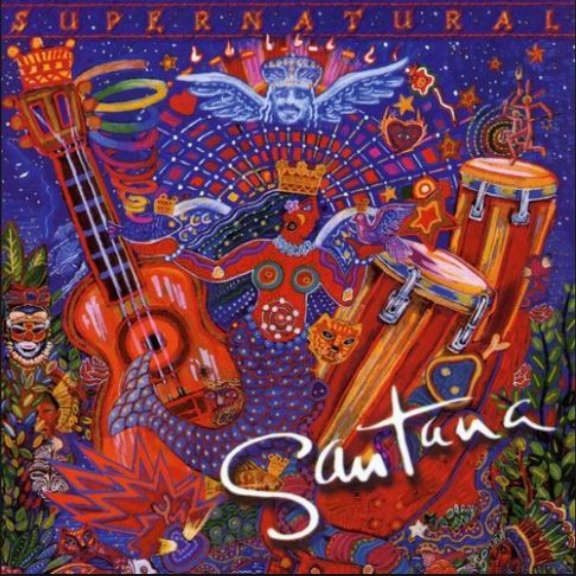 Santana Supernatural LP 2019