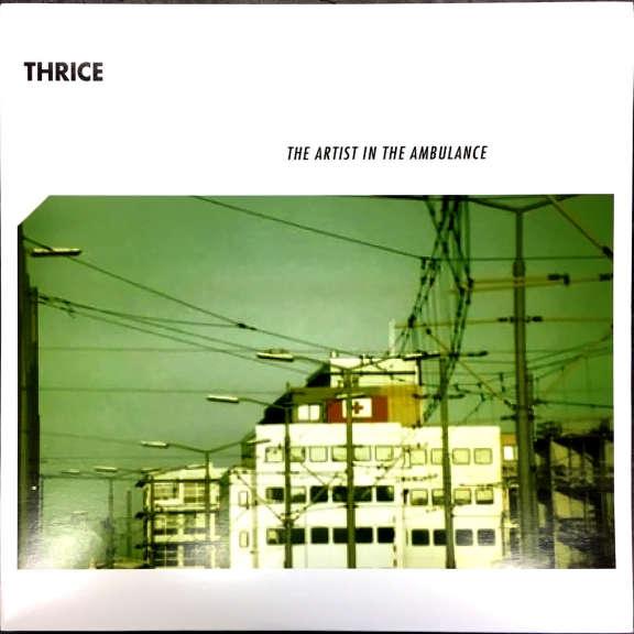 Thrice The Artist in the Ambulance LP 2012