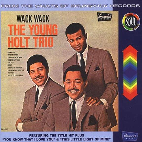 Young Holt Trio Wack Wack LP 2019