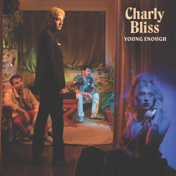 Charly Bliss Young Enough LP 2019