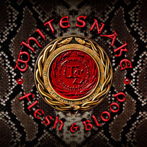 Whiesnake Flesh & Blood  LP 2019