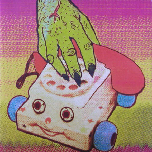 The Oh Sees Castlemania LP 2011