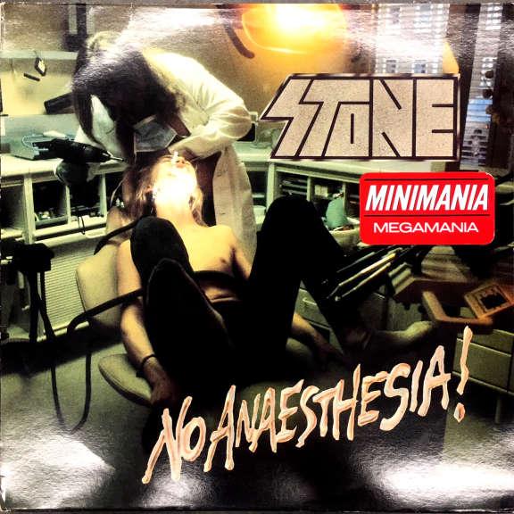 Stone No Anaesthesia!    LP 1989