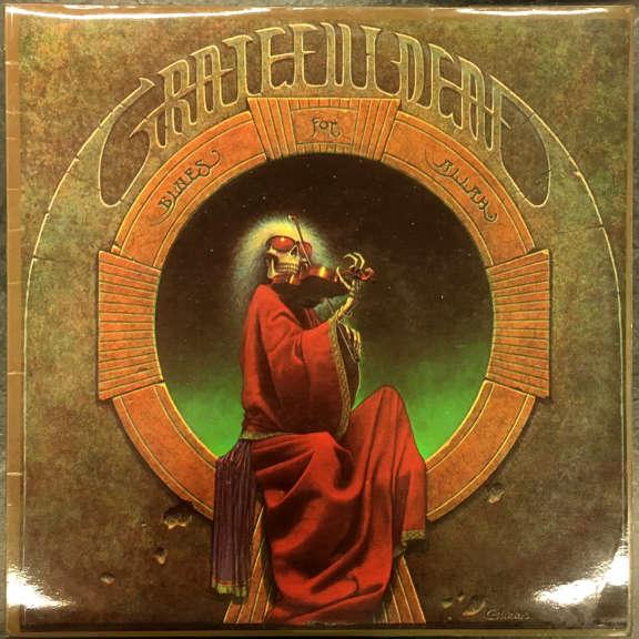 Grateful Dead Blues for Allah   LP 1975