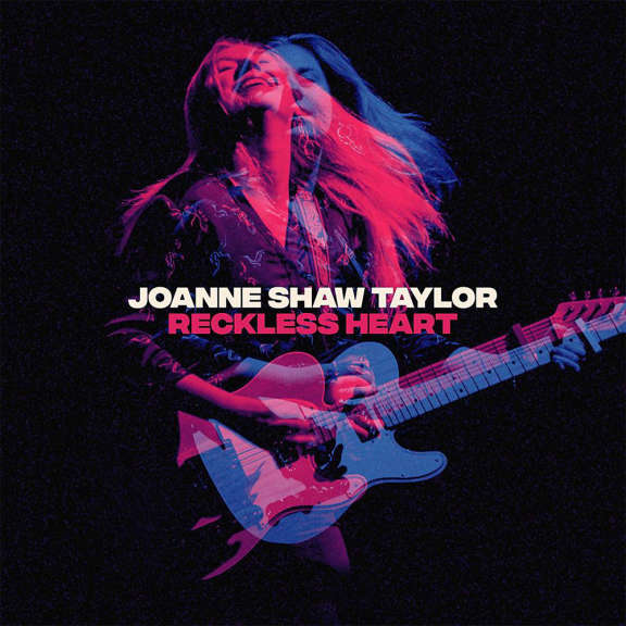 Joanne Shaw Taylor Reckless Heart LP 2019