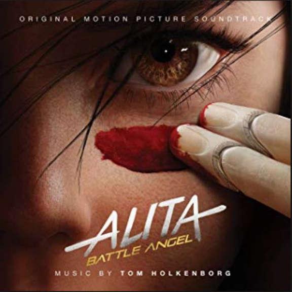 Tom Holkenborg Alita, Battle Angel OST LP 2019