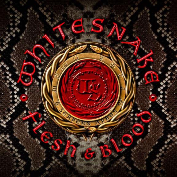Whitesnake Flesh & Blood (Deluxe) LP 2019