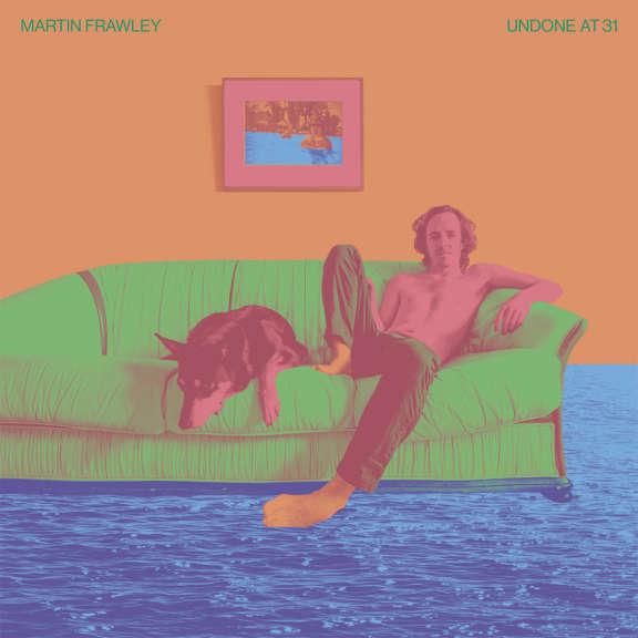 Martin Frawley Undone at 31 LP 2019