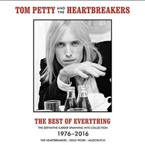Tom Petty & The Heartbreakers The Best of Everything 1976-2017 LP 2019