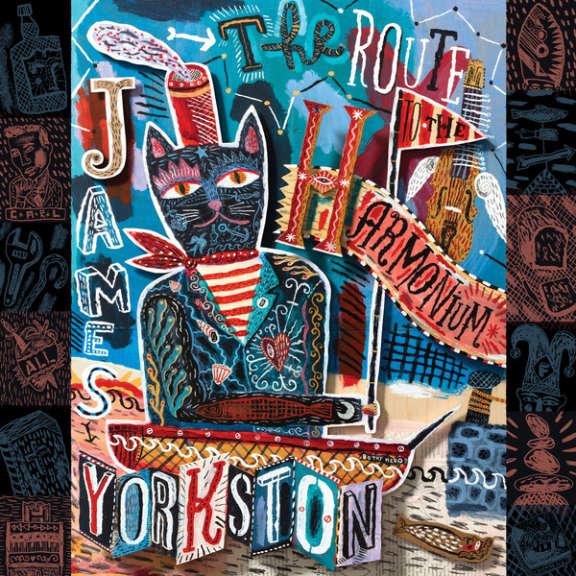 James Yorkston The Route to the Harmonium LP 2019