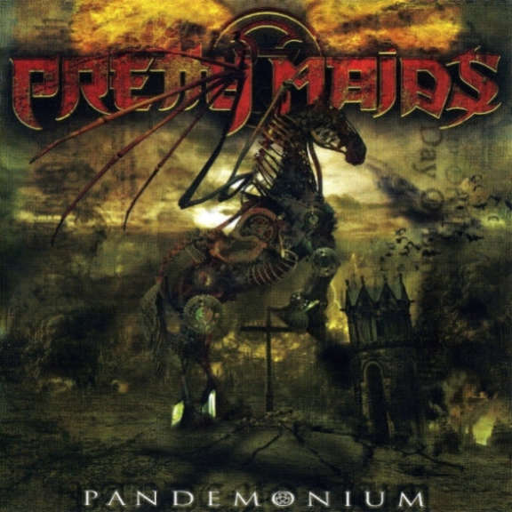 Pretty Maids Pandemonium LP 2019
