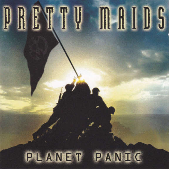 Pretty Maids Planet Panic LP 2019