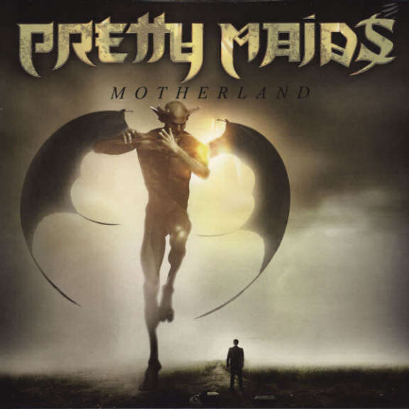 Pretty Maids Motherland LP 2019
