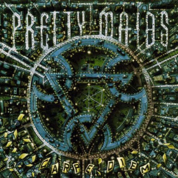 Pretty Maids Carpe Diem LP 2019