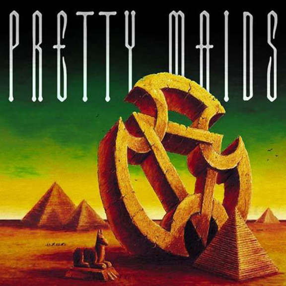 Pretty Maids Anything Worth Doing Is Worth Overdoing LP 2019