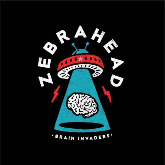 Zebrahead Brain Invaders LP 2019