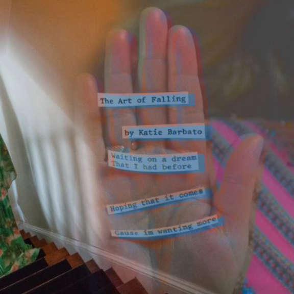 Katie Barbato The Art of Falling LP 2019