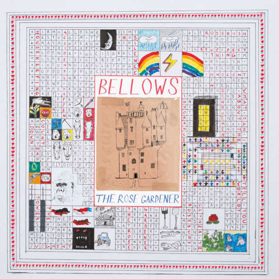 Bellows The Rose Gardener LP 2019