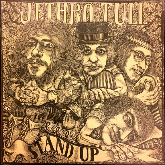 Jethro Tull Stand Up      LP 1969